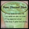 Vegan Shamrock Shake for St. Patty's Day [RECIPE]