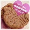 The Most Delicious Vegan Peanut Butter Cookies [RECIPE]