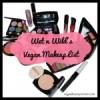 Wet n Wild's Vegan Makeup List