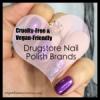 Cruelty-Free & Vegan-Friendly Drugstore Nail Polish Brands