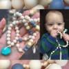 Etsy Love: Little Lemon Treasure's Mala Teether