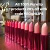 100% Pure Vegan Lippies on Sale with Special VBR Discount Code