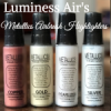 Luminess Air Metallics Highlighters Review & Demo [VIDEO]