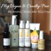 My Vegan & Cruelty-Free Morning Skincare Routine [VIDEO]