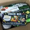 September 2017 Vegan Cuts Snack Box Review