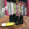 DIY Mood Boosting Essential Oil Rollerball Blends
