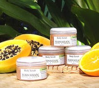 Let's get tropical with Hawaiian vegan beauty products!