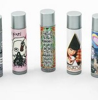 Kick it up a notch with fun and quirky vegan lip balm