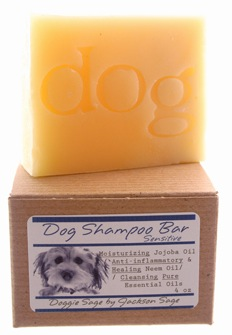 Dog Shampoo Bar $10