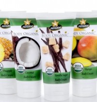 Nature's Paradise Natural Skincare: coconut heaven!
