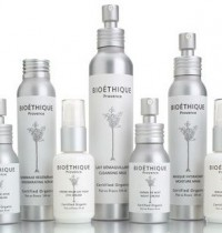 Bioéthique Organic Skin Care Giveaway ($163 value)