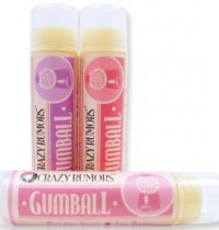 Crazy Rumors vegan lip balm giveaway!