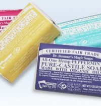 Dr. Bronner's Magic Organic Soaps inspire change