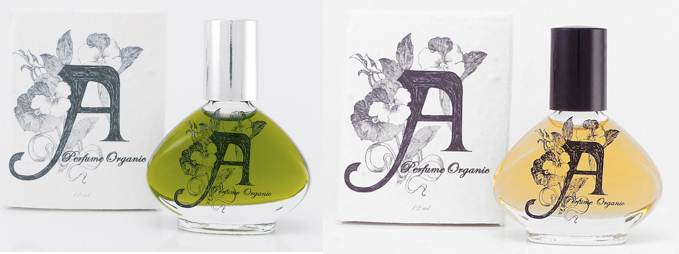 vegan, natural, organic perfume