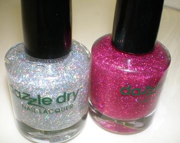 Dazzle Dry vegan nail polish