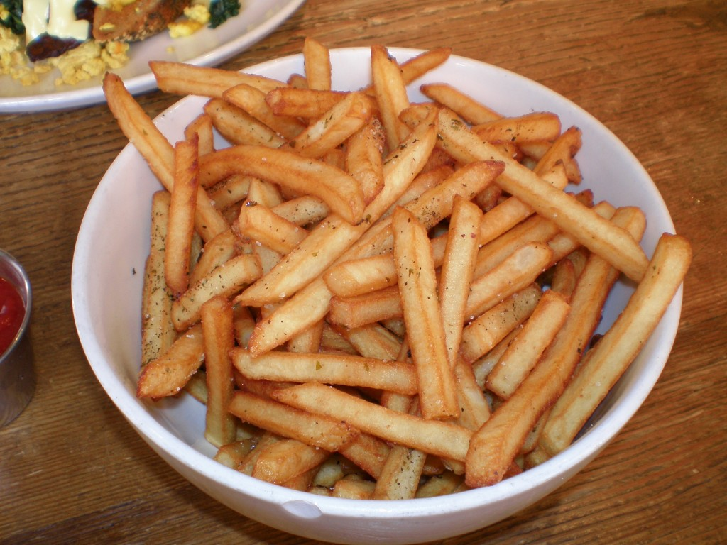 best vegan fries