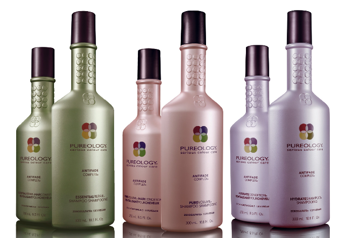 pureology vegan hair care