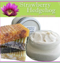 Strawberry Hedgehog Soap and Creme Giveaway