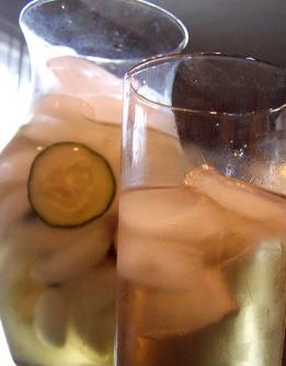 cucumber Tea