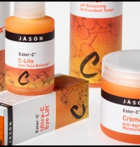 Staying Young with Jason Ester-C Skin Care