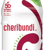 Cheribundi: It's Like Drinking Cherry Pie