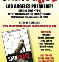 Skin Trade Premiere in LA this Thursday