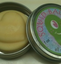 Squid Balm: Vegan Lotion Bars