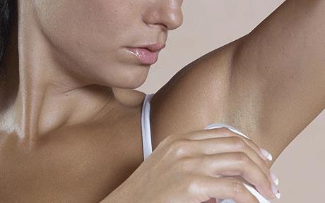 דאודורנטים וסרטן השד