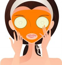 DIY Vegan Pumpkin Face Mask