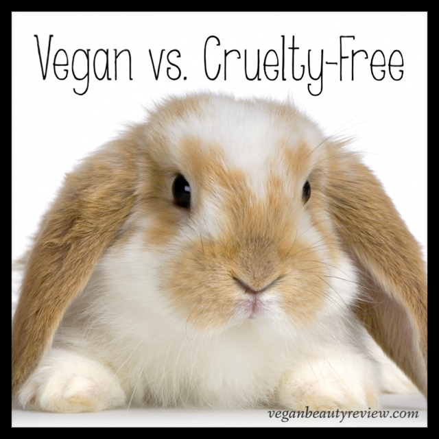 vegan vs crueltyfree