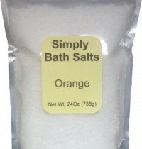 Simply Bath Salts Review and Giveaway!