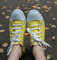 Eco Burnetie Shoes: Move Over, Chucks!