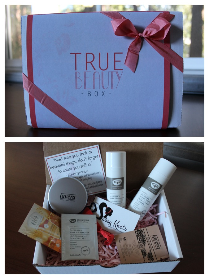 True Beauty Box for January
