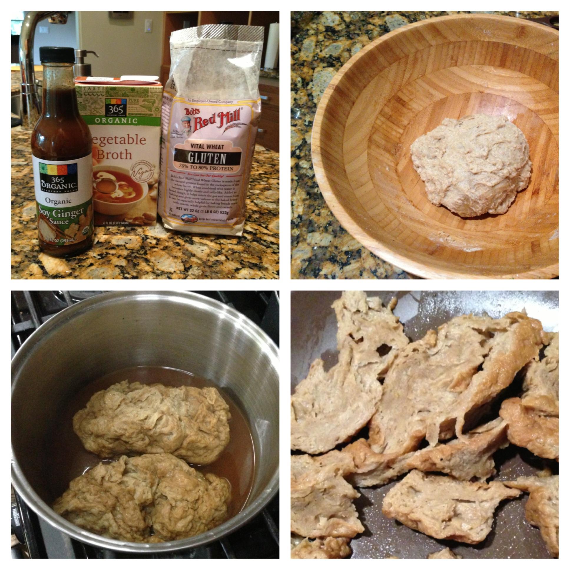 recipe: how to make seitan [8]