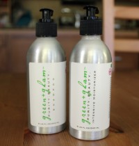 Fab Vegan Haircare: Green + Glam