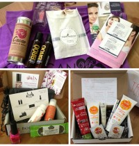 May's Vegan Beauty Subscription Goodies