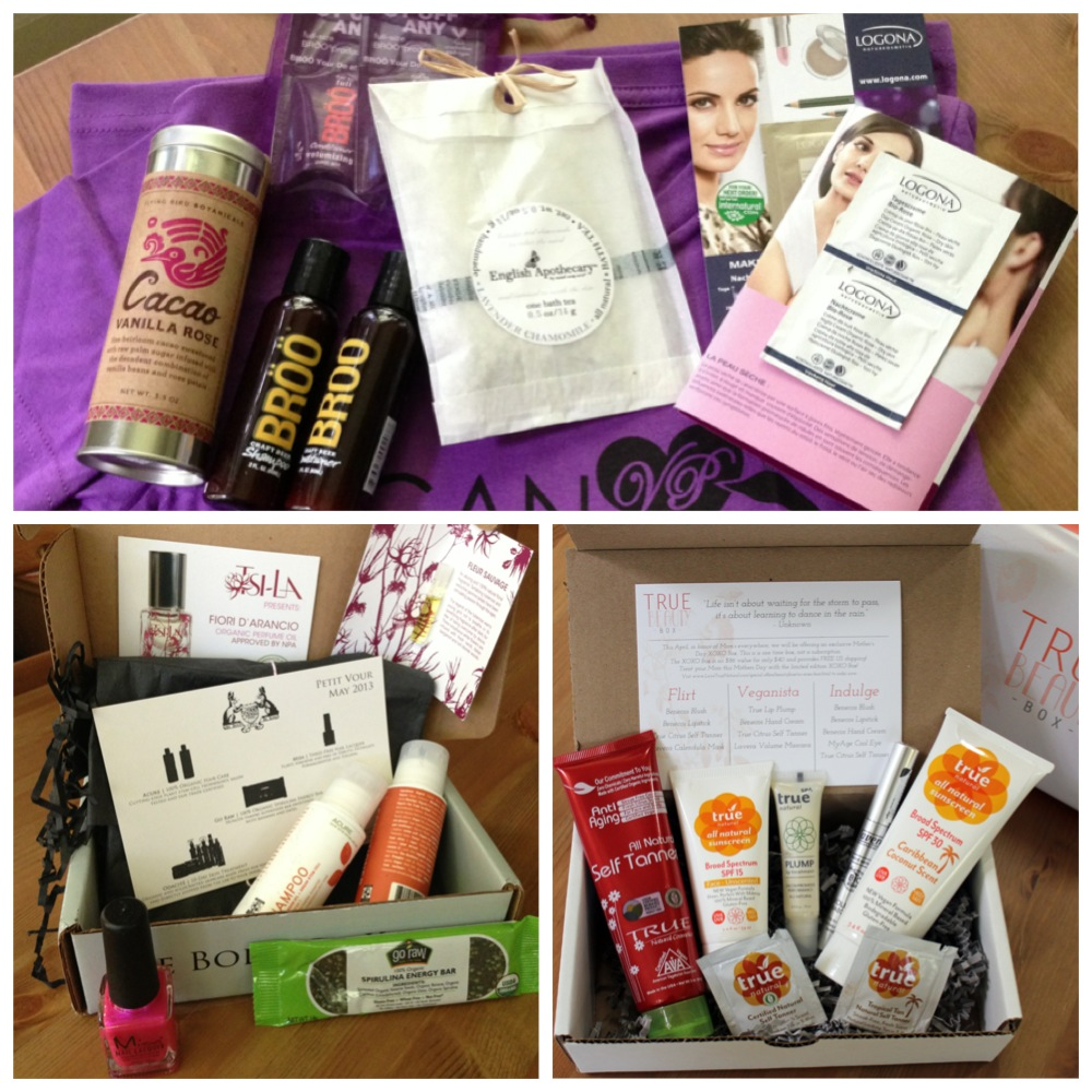 vegan subscription boxes