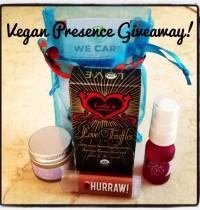 Vegan Presence Giveaway!