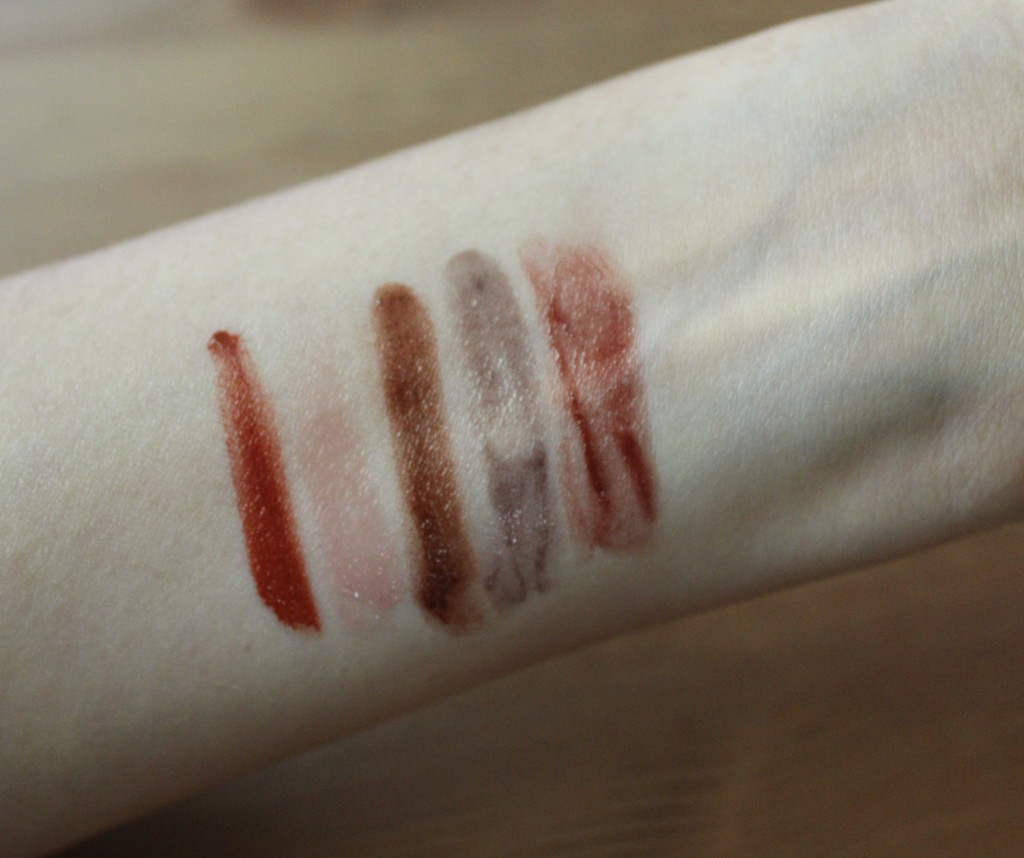 kharma swatches