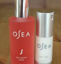 OSEA: Organic Seaweed Skincare