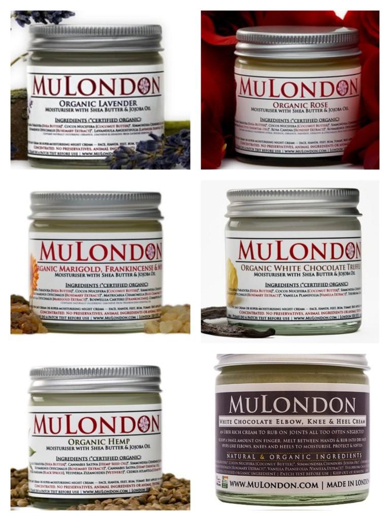 MuLondon Giveaway