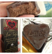 YUM Report: Lulu's Raw Chocolate Rocks!