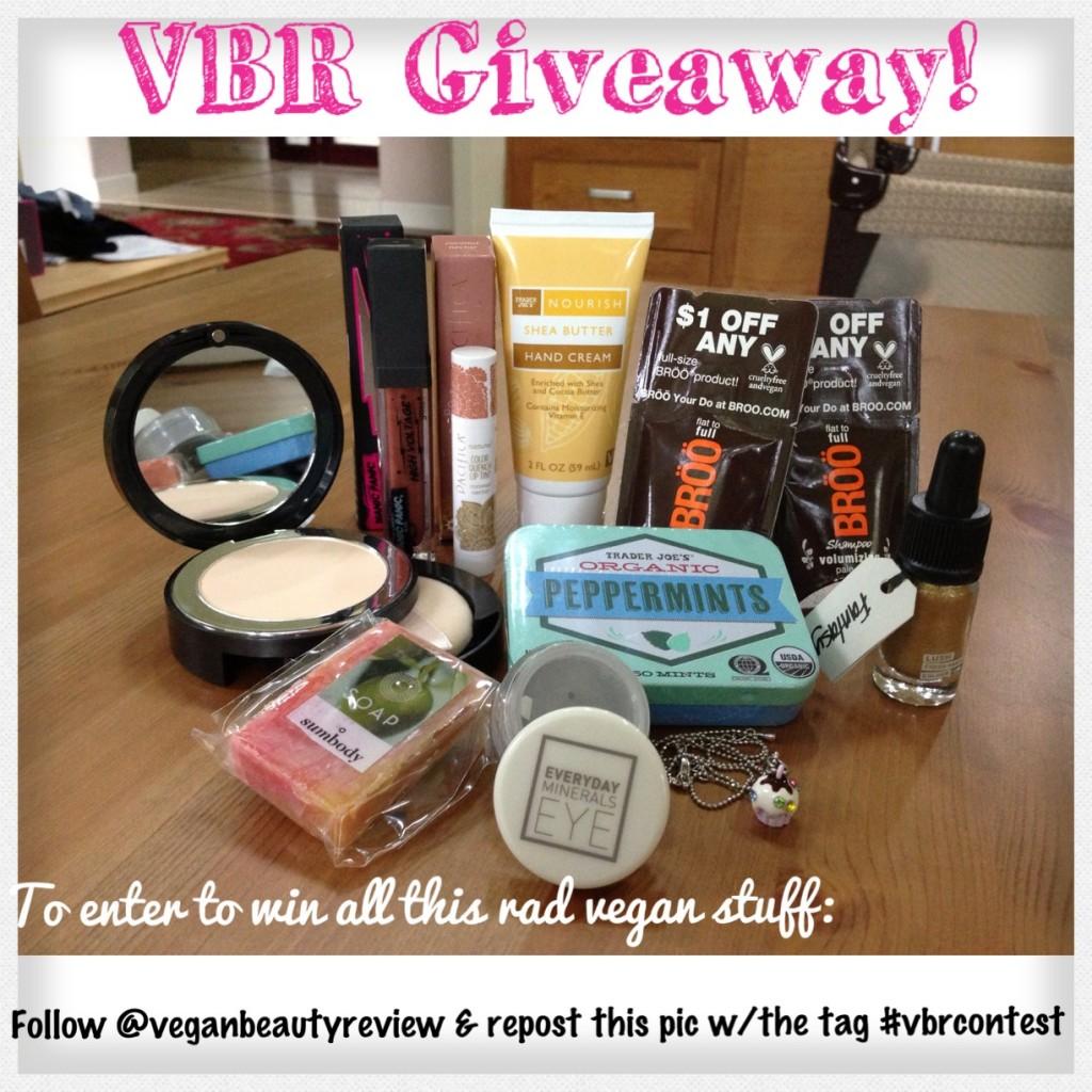 VBR IG giveaway