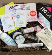 VBR Rave: Vegan Cuts Beauty Box