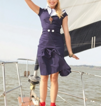 Shabby Apple Sailor Dress Giveaway!