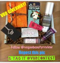 VBR Instagram Giveaway!