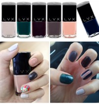 Manicure Monday: LVX Fall 2013 Collection