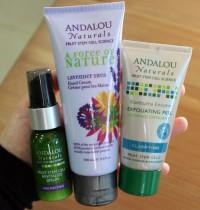 Andalou Naturals Review & Giveaway!