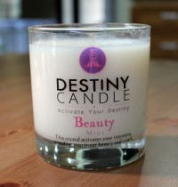 Destiny Candle: Massage Oil Candle with A Twist!