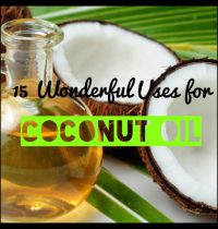 15 Wonderful Uses for Coconut Oil